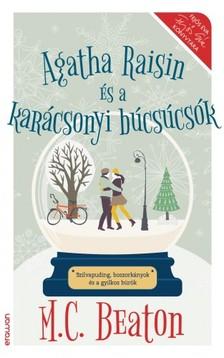 M.C.Beaton - Agatha Raisin és a karácsonyi búcsúcsók [eKönyv: epub, mobi]