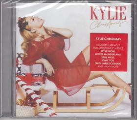 KYLIE CHRISTMAS CD