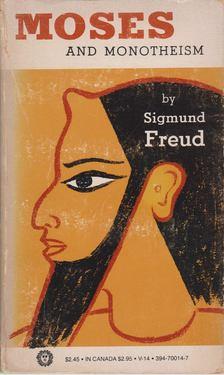Sigmund Freud - Moses and Monotheism [antikvár]