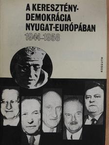 Farkas László - A kereszténydemokrácia Nyugat-Európában [antikvár]