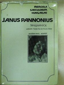 Árva Vince - Janus Pannonius [antikvár]