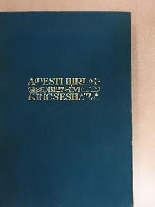 Áprily Lajos - A Pesti Hirlap Kincsesháza 1927. [antikvár]