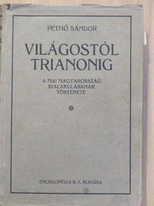 Fodor Ferenc - Világostól Trianonig [antikvár]