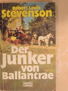 Robert Louis Stevenson - Der Junker von Ballantrae [antikvár]