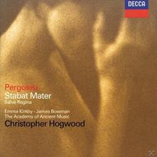PERGOLESI - STABAT MATER CD HOGWOOD