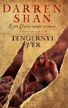 Shan Darren - Tengernyi vér - Larten Crepsley regényes története 2. rész