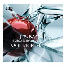 Bach - FOUR ORCHESTRAL WORKS 2CD K.RICHTER