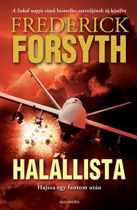Frederick Forsyth - Halállista [eKönyv: epub, mobi]