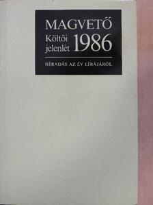 Albert Zsuzsa - Költői jelenlét 1986. [antikvár]