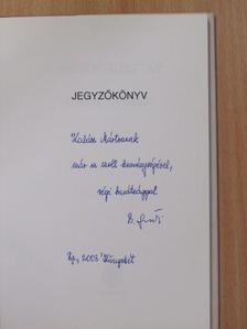 Báger Gusztáv - Időtáv mollban (dedikált példány) [antikvár]