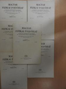 Csordás T. Anna - Magyar Fizikai Folyóirat XXVI. kötet 1-6. füzet [antikvár]