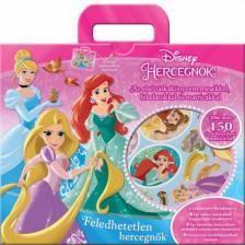 Disney - Disney - Hercegnők - Feledhetetlen hercegnők (táskakönyv)