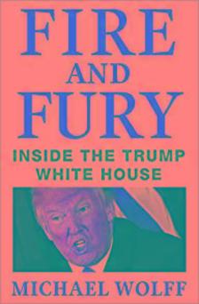 WOLFF, MICHAEL - Fire and Fury
