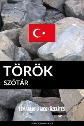 Török szótár [eKönyv: epub, mobi]