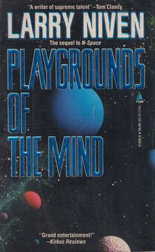Larry Niven - Playgrounds of the Mind [antikvár]