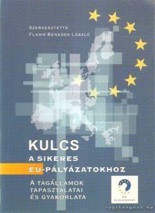 Flamm Benedek László - Kulcs a sikeres EU-pályázatokhoz - Európai Uniós támogatások felhasználása [antikvár]