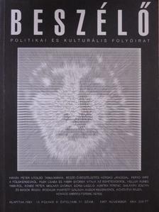 Bán Zoltán András - Beszélő 1997. november [antikvár]