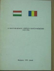 Polgár László - A magyar-román vízügyi együttműködés [antikvár]