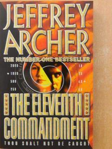 Jeffrey Archer - The Eleventh Commandment [antikvár]