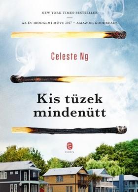 Celeste Ng - Kis tüzek mindenütt [eKönyv: epub, mobi]