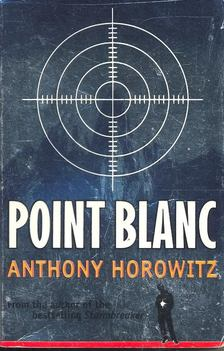 Anthony Horowitz - Point Blanc [antikvár]