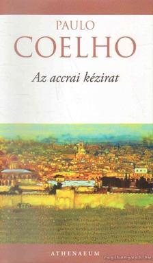 Paulo Coelho - Az accrai kézirat [antikvár]