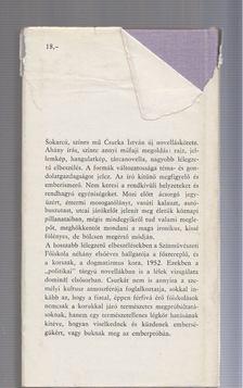 Csurka István - Kint az életben [antikvár]