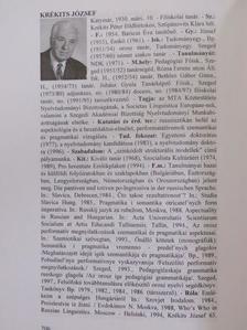 Dr. Dömötör János - Vásárhelyi almanach [antikvár]