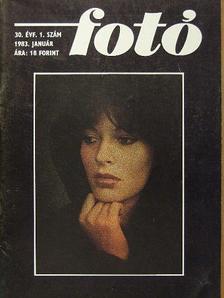 Dr. Szász János - Fotó 1983. (nem teljes évfolyam) [antikvár]