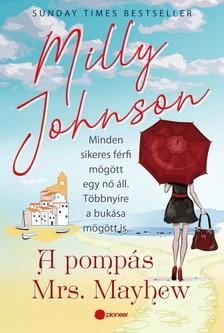 Milly Johnson - A pompás Mrs. Mayhew [eKönyv: epub, mobi]