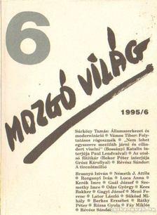 P. Szűcs Julianna - Mozgó Világ 6 1995/6 [antikvár]