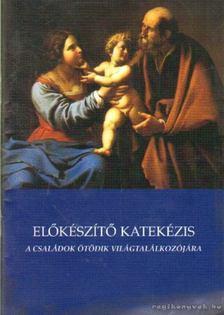 Szigeti László - Előkészítő katekézis a családok ötödik világtalálkozójára [antikvár]
