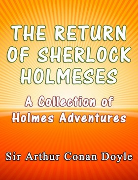 Arthur Conan Doyle - The Return of Sherlock Holmes [eKönyv: epub, mobi]