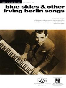BLUE SKIES & OTHER IRVING BERLIN SONGS. JASS PIANO SOLOS, VOL.48