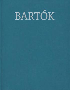Bartók Béla - BARTÓK COMPLETE EDITION 9 - CHORAL WORKS LN