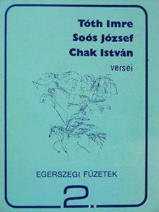 Chak István - Egerszegi füzetek '85 [antikvár]