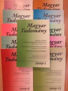 Bolvári-Takács Gábor - Magyar Tudomány 2009. (nem teljes évfolyam) [antikvár]