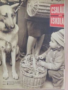 Bölcs István - Család és iskola 1963. október [antikvár]