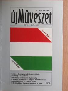 Andrási Gábor - Új Művészet 1995. október [antikvár]