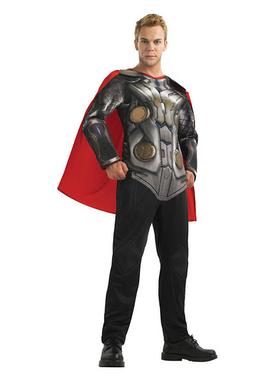 .- - Rubies Bosszúállók Thor 2 Deluxe jelmez XL felnőtteknek