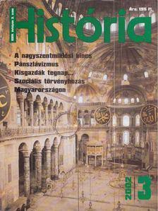 Glatz Ferenc - História 2002/3. [antikvár]