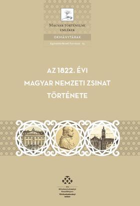 Az 1822. évi magyar nemzeti zsinat története