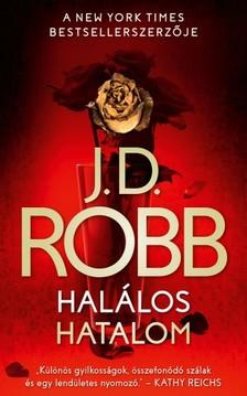 J. D. Robb - Halálos hatalom [eKönyv: epub, mobi]