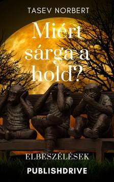 Norbert Tasev - Miért sárga a hold? - Elbeszélések [eKönyv: epub, mobi]