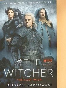 Andrzej Sapkowski - The Witcher - The last wish [antikvár]