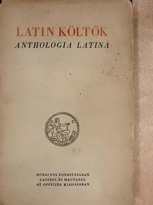 Angerianus - Latin költők [antikvár]