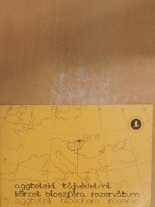 B. Hellerbrandt Magdolna - Aggteleki tájvédelmi körzet bioszféra rezervátum [antikvár]