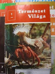 Katona Zoltán - Természet Világa 1980. (nem teljes évfolyam) [antikvár]