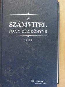 Dr. Szakács Imre - A számvitel nagy kézikönyve 2011 [antikvár]