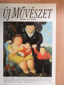 Bohár András - Új Művészet 1993. október [antikvár]
